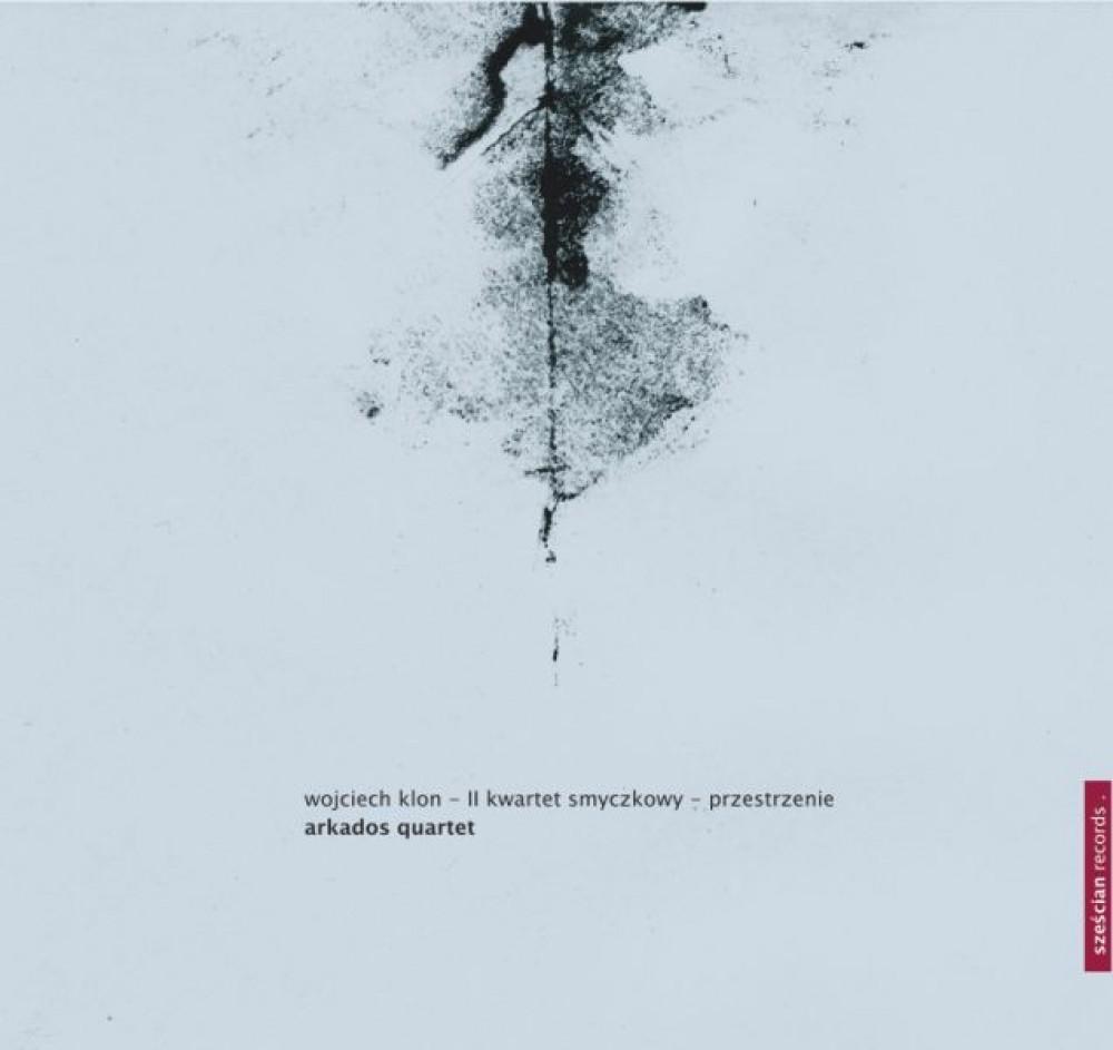 Wojciech Klon - II Kwartet smyczkowy